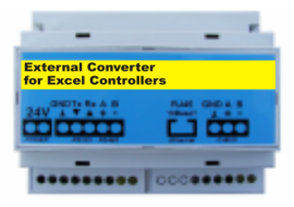 <b>C-Bus OPC Server for Excel Controllers</b>